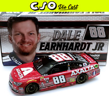 Dale Earnhardt Jr 2017 Axalta Last Ride Raced 1/24 Die Cast IN STOCK