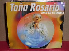 Tono Rosario - Juan en la Ciudad PROMO CD Single Rare LATIN