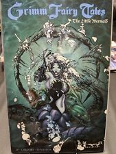Grimm Fairy Tales The Little Mermaid Comic Absolutely Beautiful Artwork NM