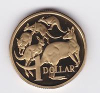 2009.  $1 Kangaroo Proof Coin ex proof Set Australia