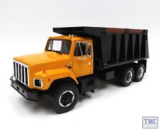 40-0199A First Gear 1:25 SCALE  International S-Series Dump Truck Yellow & Black