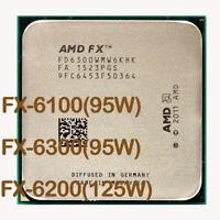 AMD FX-Series FX-6300 FX-6200 FX-6100 Socket AM3+ CPU Processor