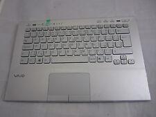 Sony Vaio VPCSA VPCSB VPCSD Tastatur mit Palmrest Touchpad CZ P/N: 9Z.N6BBF.10C