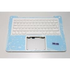 "PLUS DE STOCK A1342 Topcase clavier Azerty Français Macbook 13"" Unibody blanc"