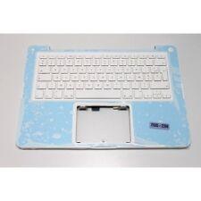 """über Lager A1342 Topcase AZERTY-Tastatur Französisch macbook 13"""" Unibody weiß"""