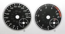Lockwood Mercedes SLK-Class KMH BLACK Dial Conversion Kit C795