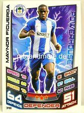 Match Attax 2012/13 Premier League - #349 Maynor Figueroa - Wigan Athletic
