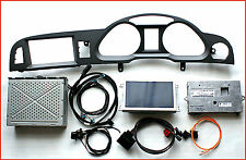 AUDI A6 C6 (2004-2009) upgrade total MMI Basci Plus para MMI High 2G