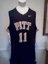 PITT Panthers Twin Twill Jersey Nike size XXL NWT 2XL NCAA ACC Pittsburgh