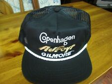 A. J. Foyt Black Copenhagen Hat or cap