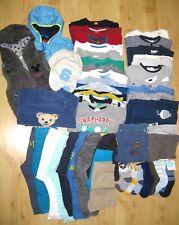 Baby Junge 48-tlg XXL-Bekleidungspaket/Bekleidung-Paket/Set-80 H&M+Steiff+Esprit