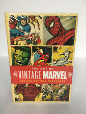 The Art Of Vintage Marvel - 100 Collectible Postcards - 2007 Sealed