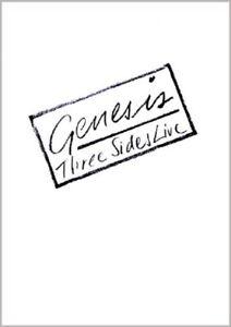 Genesis: Three Sides Live (DVD) NEW.