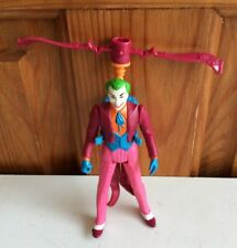 Vintage Rare Joker 1990 Kenner Batman Figure Dc Comics