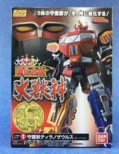 Super MiniPla Mighty Morphin Megazord Daizyujin Bandai Shokugan U.S. seller