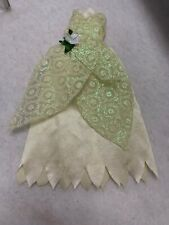Disney Princess And The Frog Tiana The Frog Queen Doll Dress Replacement