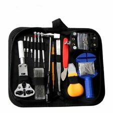 Watch Band Strap Repair Tool Kit Watchmaker Bracelet Link Pin Remover Case Tools