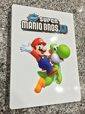 New Super Mario Bros. U Steelbook CASE ONLY | G1 Futureshop exclusive | Nintendo