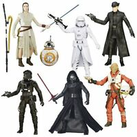 Star Wars The Force Awakens The Black Series 6-Inch Action Figures Wave 4 Case