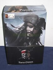 "1/6 Scale 12"" Crazy Toys Captain Jack Sparrow Pirates Of The Caribbean Figure"