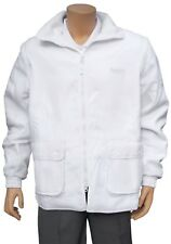 CATHEDRAL Zip Out Sleeve Jacket  XXXXL Nylon White Bowls Bodywarmer Marked AAS