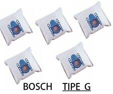 SACCHETTI ASPIRAPOLVERE BOSCH TYPE G  SPHERA FORMULA GL30 GL40 LOGO  PRO SILENCE