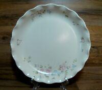 "PFALTZGRAFF TEA ROSE - LARGE 12 1/4"" FLUTTED SERVING PLATTER PLATE - PERFECT"