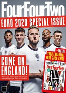 FOURFOURTWO magazine - June 2021 - EURO 2020 Special (BRAND NEW)