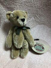 Ganz Cottage Collectible Mini Bear ~ Samson