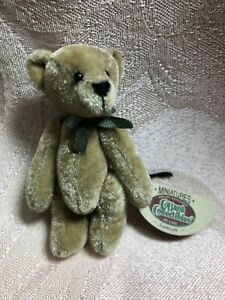 Ganz Cottage Collectible Mini Bear ~ Samson