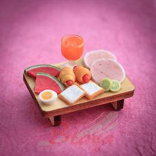 Miniature Food Bread Bakery Breakfast Dollhouse Handmade Miniatures Supply F29