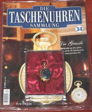 Hachette Taschenuhrsammlung * Nr. 34 Originalverpackt mit Illustration