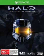 HALO The Master Chief Collection XBOX ONE GAME BRAND NEW FREE POSTAGE