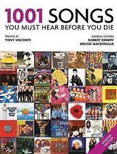 1001 Songs: You Must Hear Before You Die by Robert Dimery (Paperback, 2017)