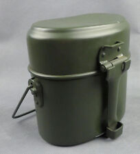 WWII 2 GERMAN WEHRMACHT ARMY M31  MESS-TIN CANTEEN