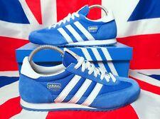 Adidas OG Dragon - UK 8 - Blue - Mod Casuals Terraces