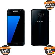Móvil Samsung Galaxy S7 SM-G930F 32GB Single SIM Libre Negro   C