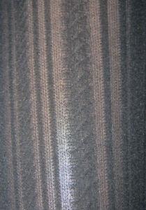 Black Ribbed Ladies Tights. Size 8-12. 30% elastane. smart office wear
