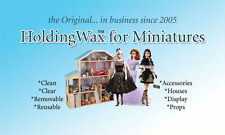 Positioning Wax for Doll Props, Displays, Miniatures... Hobby Holding Wax