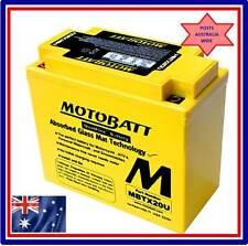 MOTOBATT MBTX20U KYMCO MXU500 POLARIS SPORTSMAN YAMAHA BIG BEAR KODIAK GRIZZLY