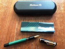 More details for **new** pelikan m150 pen | green barrel gold plated trim **old stock**
