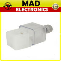 12 volt Power Socket Extention T Socket Caravan Boat Marine Low voltage 2 pin