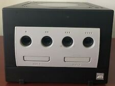 Nintendo GAMECUBE DOL-101 (USA) BLACK CONSOLE