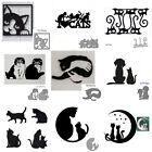Katze Metall Cutting Dies Scrapbooking Stanzschablone Prägung Stencil Karte Dies