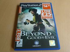 Sony PS2 Beyond Good & Evil Game - Very Good Condition