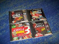 Über 1.400 C64 Amiga Spiele für PC mit Menü viele C 64 / Amiga Classix Games C64