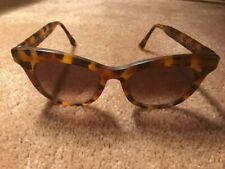 Thierry Lasry Jelly Matte Tortoise Frame/Gradient Lens Sunglasses 252 $200