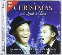 Christmas With Frank & Bing, CD, 2007, New, 2 Discs, Frank Sinatra, Bing Crosby