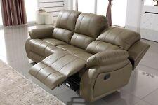 Voll-Leder Couch Sofas Garnitur Relaxsessel Fernsehsessel 5129-3-1106 sofort