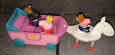 Peppa Pig Carriage Set